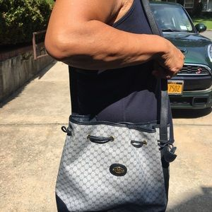 Authentic Gucci bag needs care